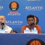 Video: Shaka Smart, Texas react to Michigan loss