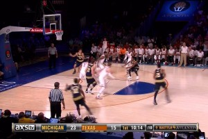 Five Key Plays: Michigan 78, Texas 72