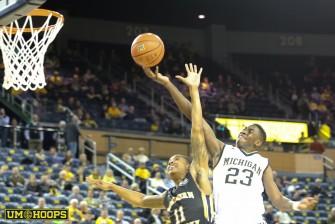 Michigan 77, N Kentucky 62-2