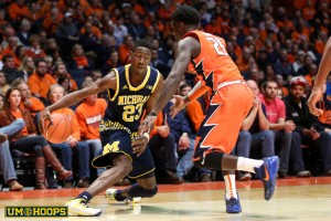 Michigan 78, Illinois 68-27