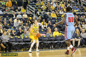 Michigan 80, Delaware State 33-2