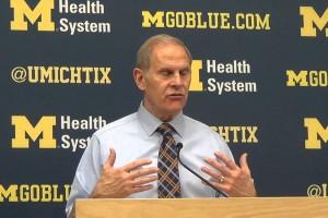 Michigan-Houston-Baptist-postgame-interviews-John-Beilein
