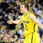 Spike Albrecht to transfer to Purdue for graduate season