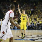 Spike Albrecht ready to return to Crisler