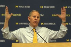 John-Beilein-after-beating-Texas
