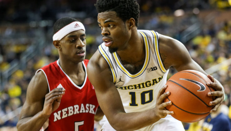 UM's Walton hands out school-record 16 assists in win over Nebraska