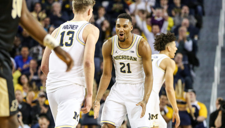 UM men to open NCAA Tournament play against Michigan State